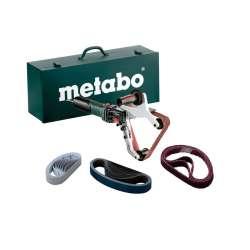 RBE 15-180 Set (602243500) Lijadoras de cinta para tubos Metabo