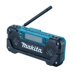 Radio de trabajo Makita 10,8V Litio-ion MR052