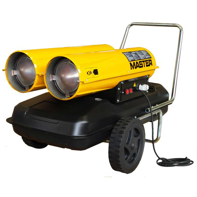 Calentador portátil de aire (Baja presión) MASTER B-300