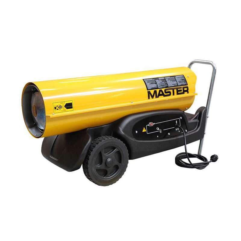 Calentador portátil de aire (Alta presión) MASTER B-180