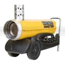 Calentador portátil de aire (Gasóleo combustión indirecta) MASTER BV-77 E