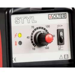 Soldador Inverter Solter STYL 185E + Optimatic 100