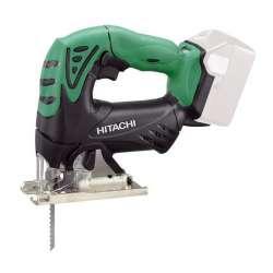 Sierra caladora a batería de litio Hitachi CJ18DSLw4 (Solo Maquina)