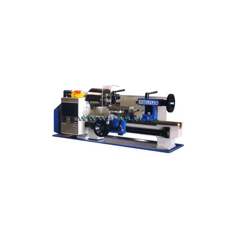 Belflex BF 300 VARIO Torno para metales con variador de velocidad electronico