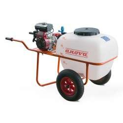 Carretilla sulfatadora ANOVA P100-2 100L - 2 ruedas