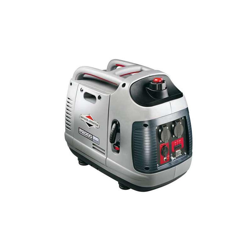 Generador B&S INVERTER 1600W INVERTER P2000