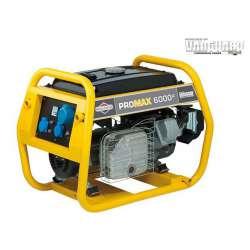Generador B&S PROMAX 6000A