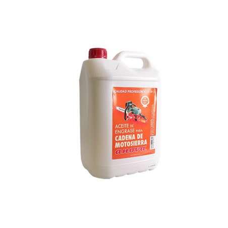 Aceite de engrase cadena motosierra Anova  99-604