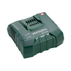 "Cargador rápido ASC Ultra, 14,4-36 V, ""AIR COOLED"", UE (627265000) Metabo"