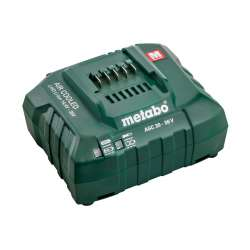 "Cargador ASC 30-36 V, 14,4 - 36 V, ""AIR COOLED"", UE (627044000) Metabo"