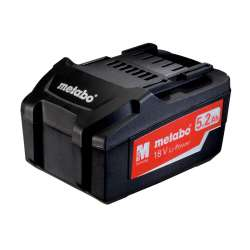 Batería 18 V, 5,2 Ah, Li-Power (625592000)  Metabo