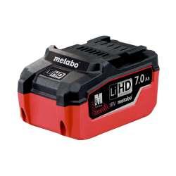 Batería LiHD 18 V - 7,0 Ah (625345000) Metabo