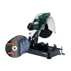 CS 23-355 Set (690855000) Tronzadora a muela de metal  Metabo