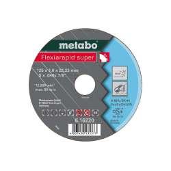 Flexiarapid super 125x1,0x22,23 Inox, TF 41 (616220000) Metabo